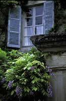 French house in Vezelay
